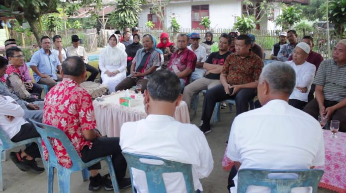 Silaturahim Bersama Masyarakat Bahjoga