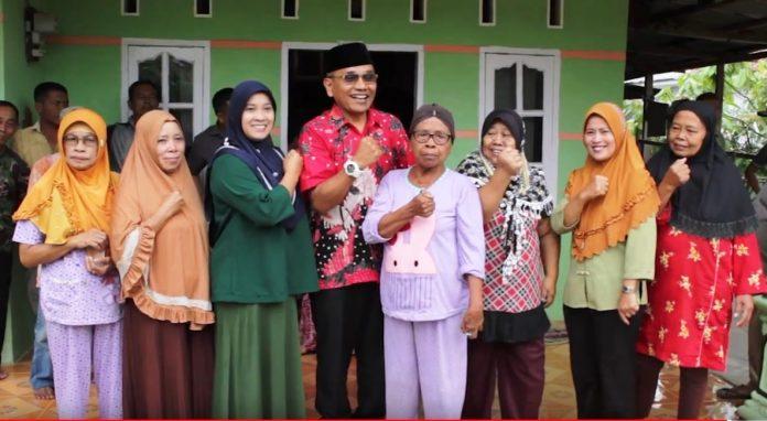 Masyarakat Menitip Harapan Kepada Haji Anton Untuk Membangun Simalungun