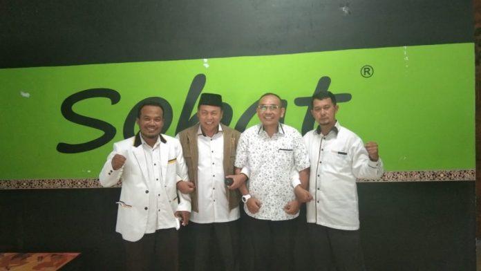 Anton Saragih Jalin Silaturahmi Dengan Tokoh Masyarakat