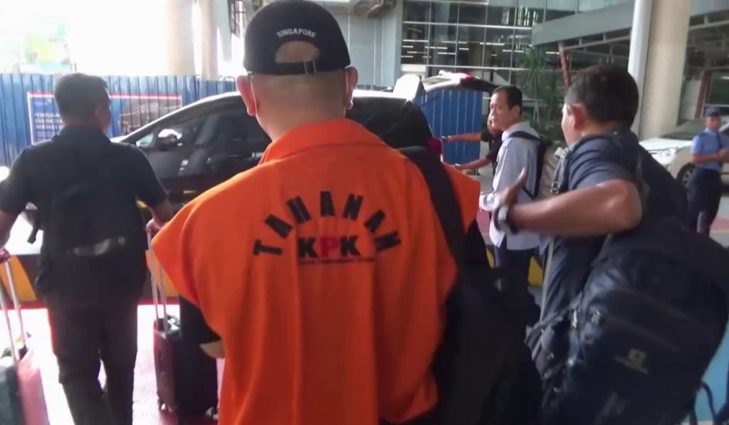 Tengku Dzulmi Eldin Siap Jalani Sidang